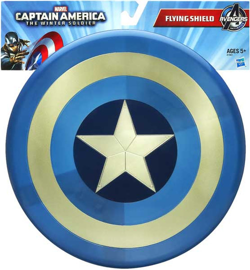 Captain America The Winter Soldier Flying Shield 7-Inch