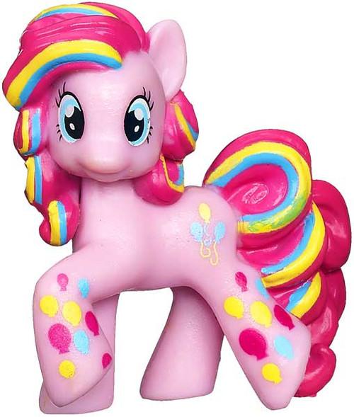 My Little Pony Friendship is Magic 2 Inch Rainbowfied Pinkie Pie PVC Figure