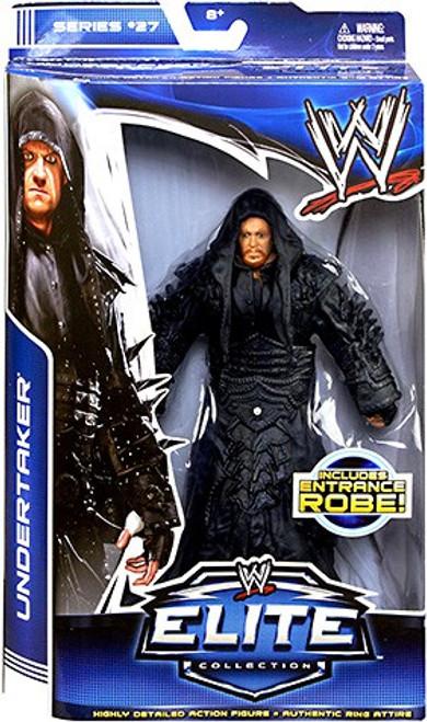 WWE Wrestling Elite Series 27 Undertaker Action Figure [Entrance Robe]