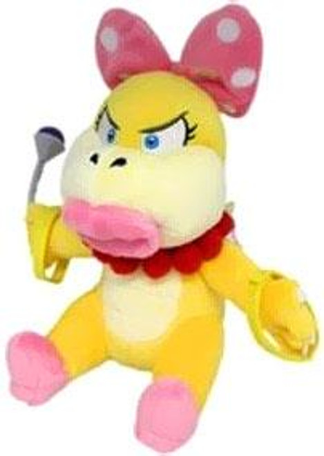 Super Mario Wendy Koopa 7-Inch Plush