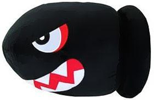 Super Mario Banzai Bill Plush Pillow