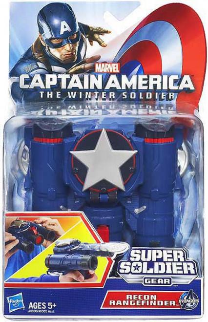 Captain America The Winter Soldier Super Soldier Gear Recon Rangefinder 7-Inch