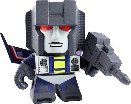 "Transformers 3 Inch Vinyl Series 1 Thundercracker 3"" Vinyl Figure"