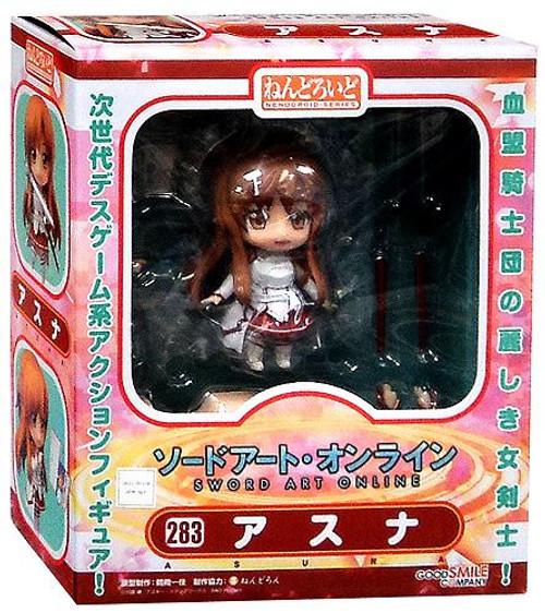 Sword Art Online Nendoroid Asuna Figure #283