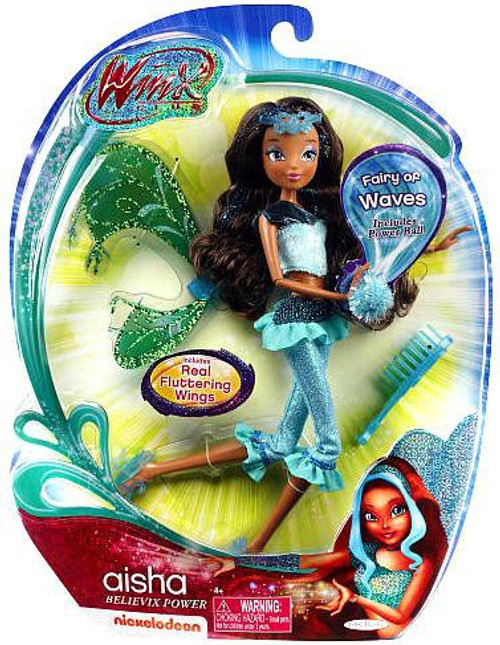 Winx Club Aisha 11.5-Inch Doll [Believix Power]