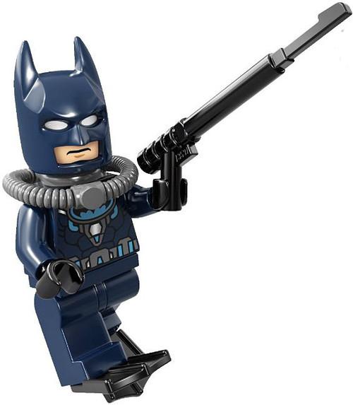 LEGO DC Universe Super Heroes Loose Underwater Attack Batman Minifigure [Loose]