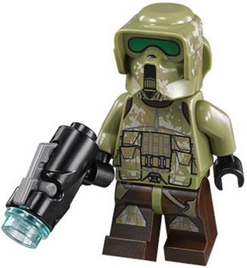 LEGO Star Wars Loose Kashyyyk 41st Elite Corps Trooper Minifigure [Loose]