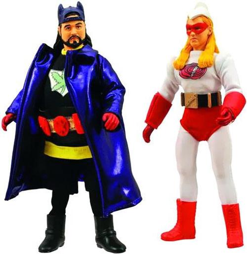 Jay & Silent Bob Strike Back Bluntman & Chronic Action Figures
