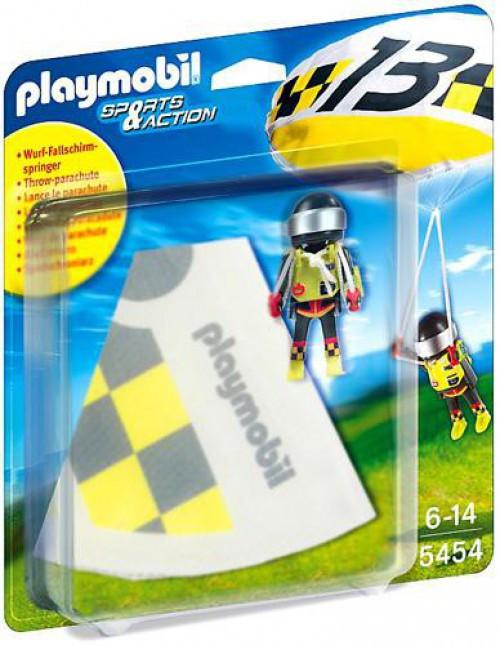 Playmobil Sports & Action Parachutist Greg Set #5454