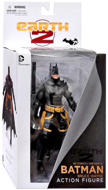 DC The New 52 Earth 2 Armored Batman Action Figure