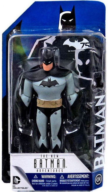 The Animated Series Batman Action Figure [Version 1]