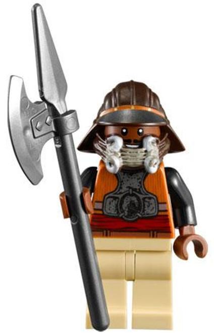 LEGO Star Wars Loose Lando Calrissian Minifigure [Tamtel Skreej Skiff Guard Disguise Loose]