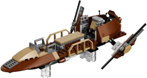 LEGO Star Wars Desert Skiff Loose Vehicle [Loose]