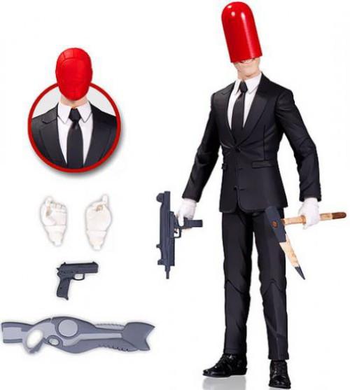 DC Comics Batman Designer Greg Capullo Series 2 Red Hood Action Figure #5