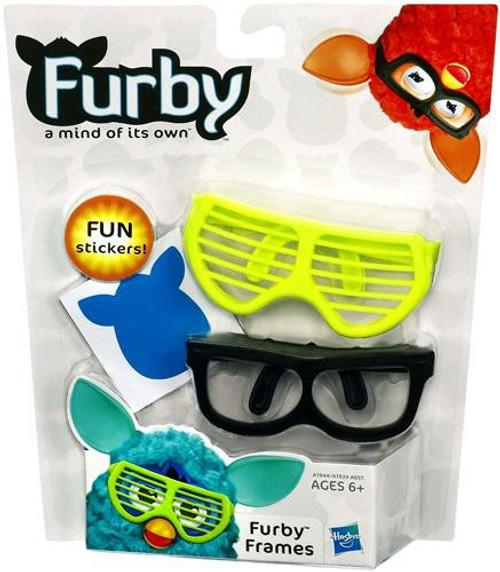 Furby Frames Accessory [Yellow & Black]