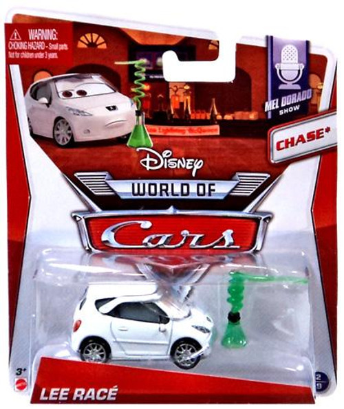 Disney Cars The World of Cars Series 2 Lee Race Diecast Car