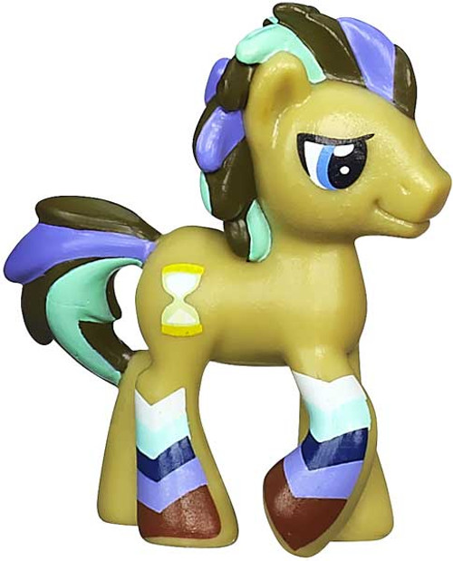 My Little Pony Friendship is Magic 2 Inch Rainbowfied Dr. Hooves PVC Figure