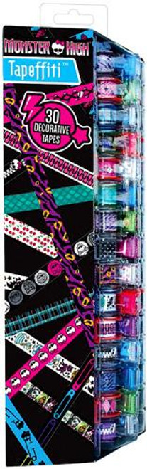 Monster High Tapeffiti Caddy [30 Tapes]