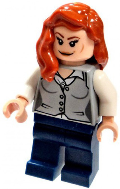 LEGO DC Universe Super Heroes Loose Lois Lane Minifigure [Loose]