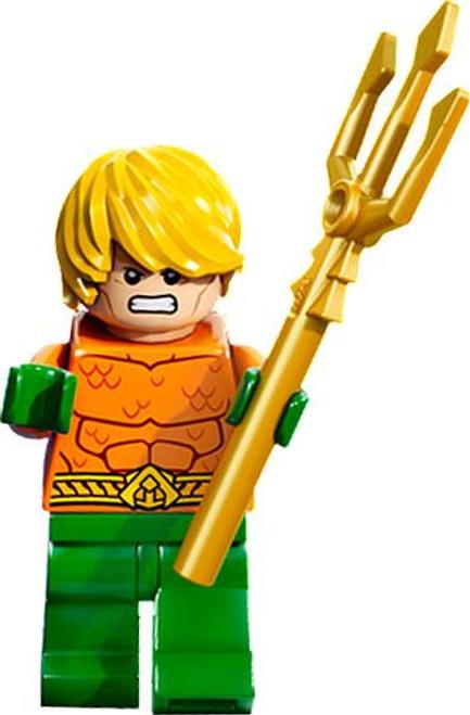 LEGO DC Universe Super Heroes Loose Aquaman Minifigure [Loose]