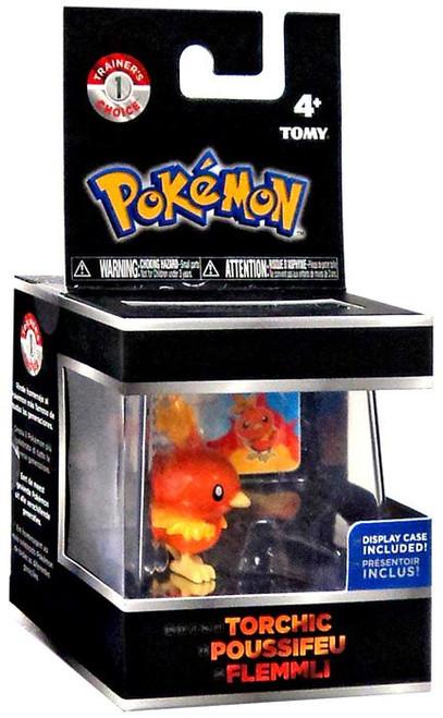 Pokemon Torchic Trainer's Choice Mini Figure