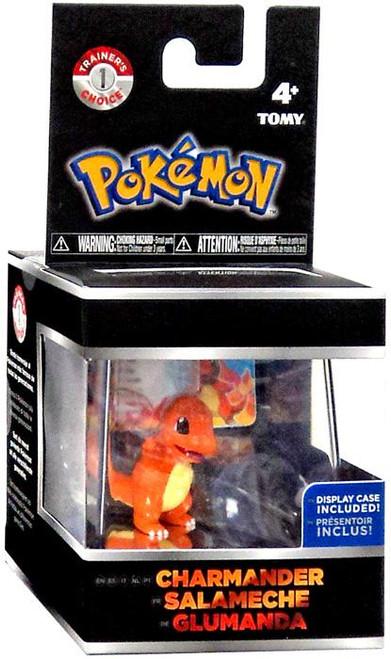 Pokemon Charmander Trainer's Choice Mini Figure