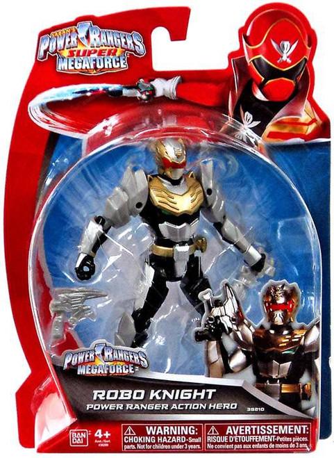 Power Rangers Super Megaforce Robo Knight Power Ranger Action Hero Action Figure