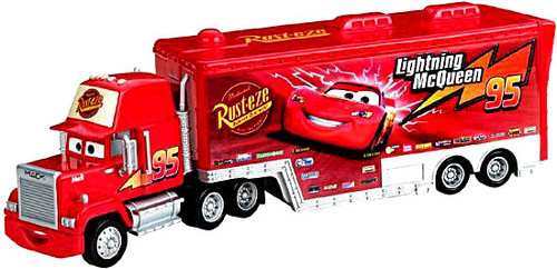 Disney Cars The World of Cars Mack Hauler Exclusive Diecast Car