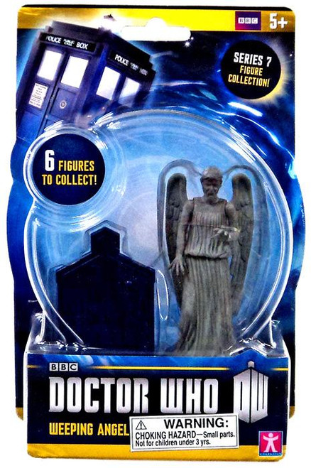 Doctor Who Series 7 Weeping Angel Action Figure