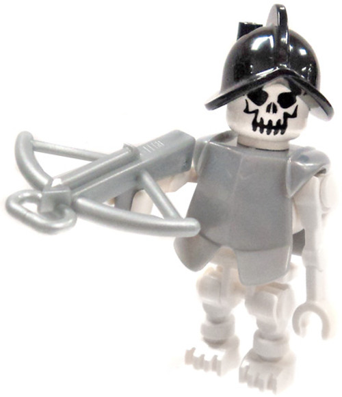 LEGO Castle Armored Skeleton Minifigure [Loose]