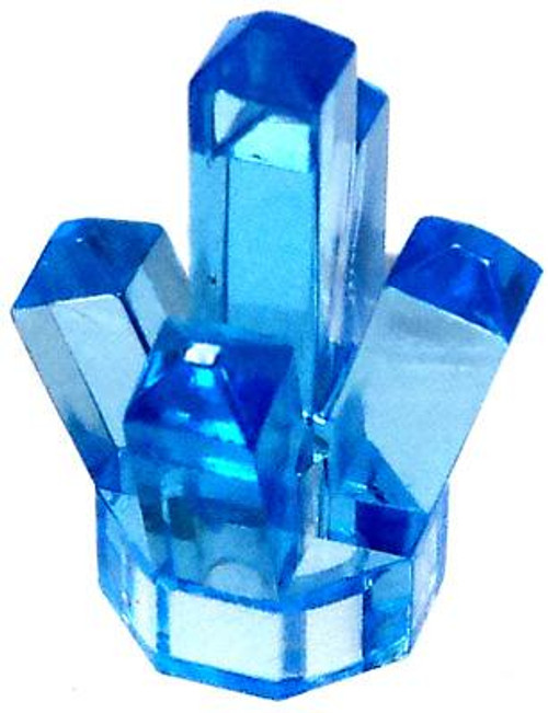 LEGO Power Miners Items Light Blue Crystal [Loose]