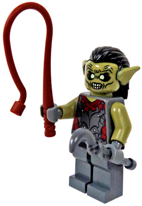 LEGO The Lord of the Rings Loose Orc Captain of Moria Minifigure [Loose]