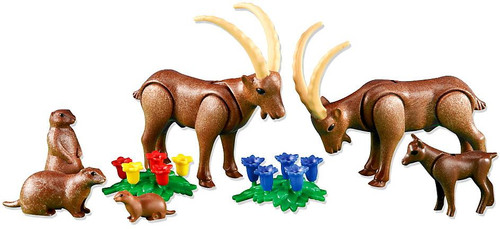 Playmobil Farm Alpine Animals Set #6318