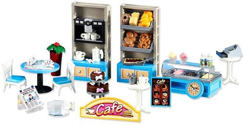 Playmobil Wild Life Mall Cafe Set #6334