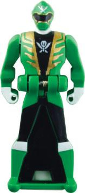 Power Rangers Legendary Ranger Key Pack Green Super Megaforce Ranger Key [Loose]