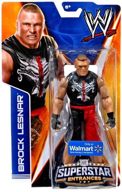 WWE Wrestling Superstar Entrances 2014 Brock Lesnar Exclusive Action Figure