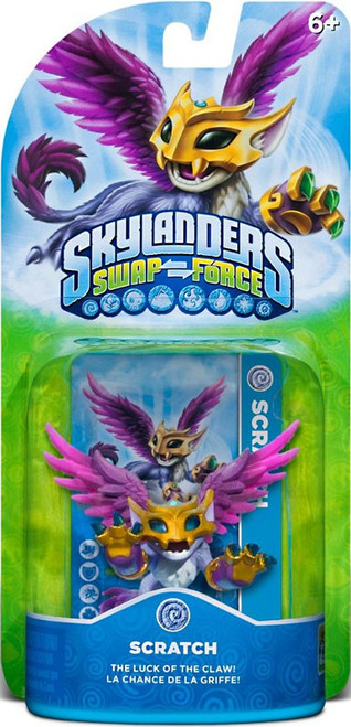 Skylanders Swap Force Scratch Figure Pack