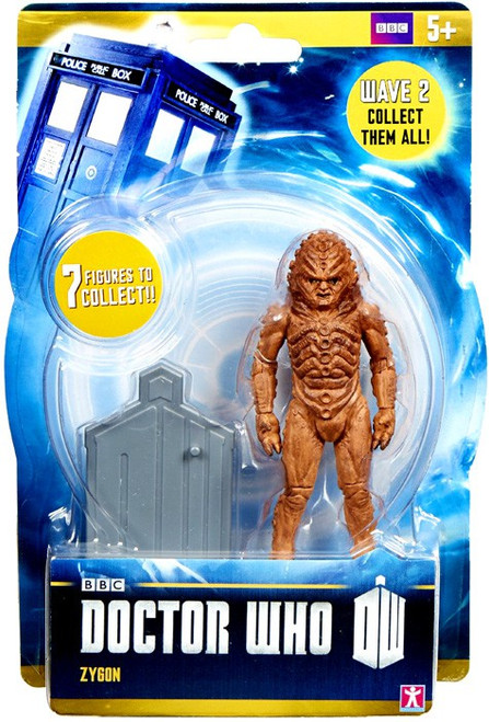 Doctor Who Wave 2 Zygon Action Figure