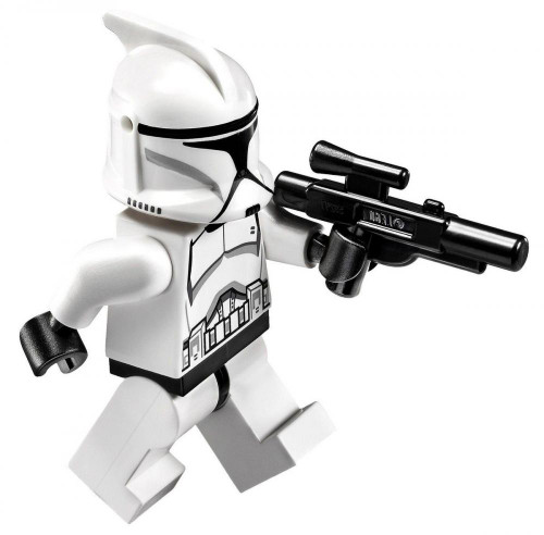 LEGO Star Wars The Clone Wars Loose Clone Trooper Minifigure [Episode II Loose]