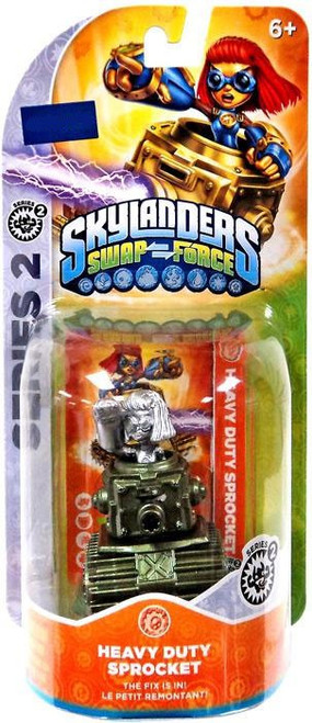 Skylanders Swap Force Series 2 Heavy Duty Sprocket Exclusive Figure Pack [Metallic]