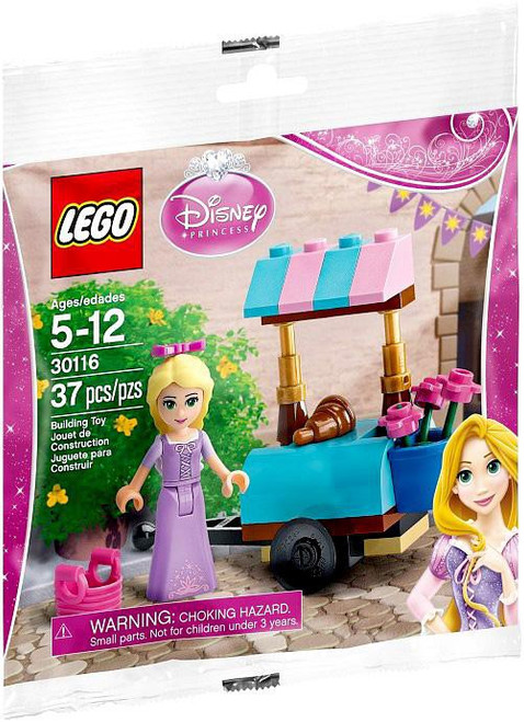 LEGO Disney Princess Rapunzel's Market Visit Mini Set #30116 [Bagged]