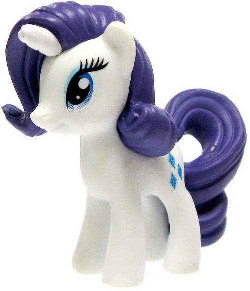 My Little Pony Monopoloy Parts Rarity 1 1/2-Inch PVC Figure [Loose]