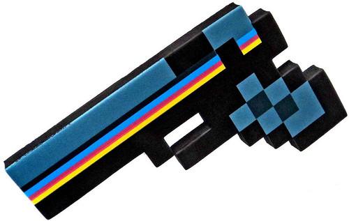 8-Bit Pixel Pistola Roleplay Toy [Black]