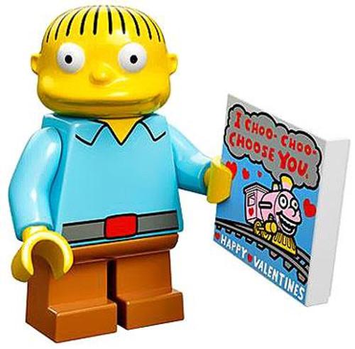 LEGO The Simpsons Simpsons Series 1 Ralph Wiggum Minifigure [Loose]