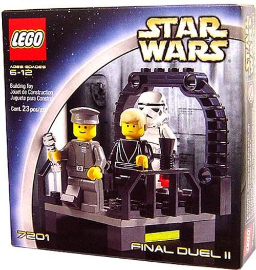 LEGO Star Wars Return of the Jedi Final Duel II Set #7201 [New]