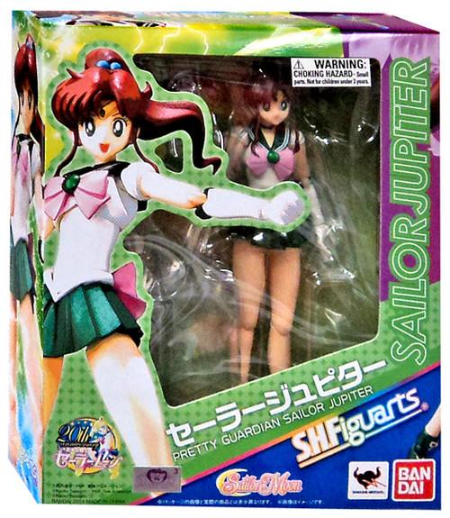 Sailor Moon S.H. Figuarts Pretty Guardian Sailor Jupiter Action Figure