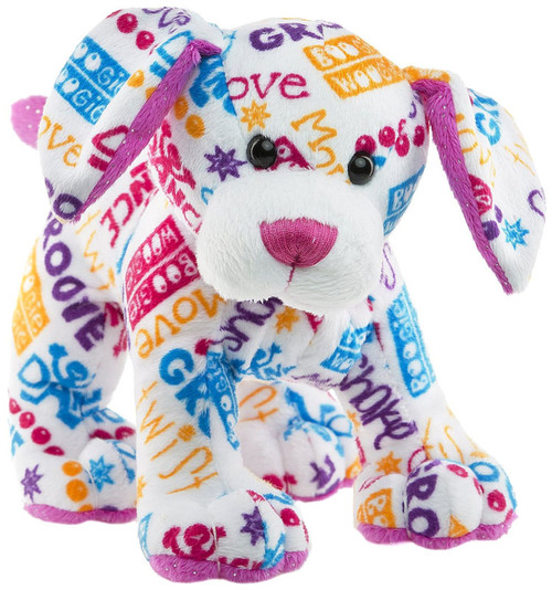 Webkinz Music N Dance Pup Plush