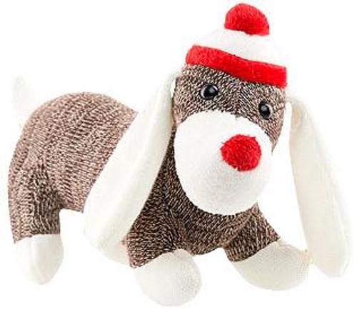 Webkinz Knit Sock Dog Plush