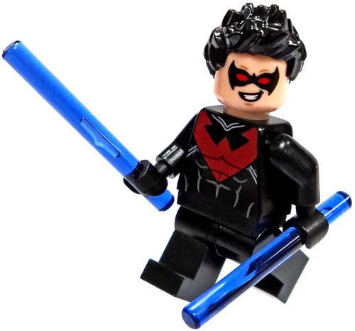 LEGO Batman Nightwing Minifigure [Loose]