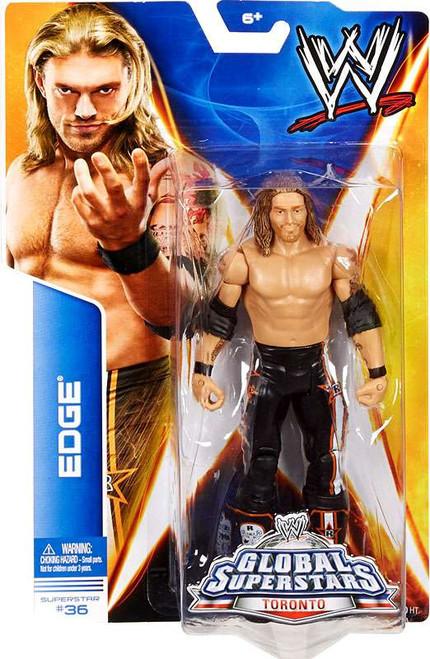 WWE Wrestling Series 40 Edge Action Figure #36